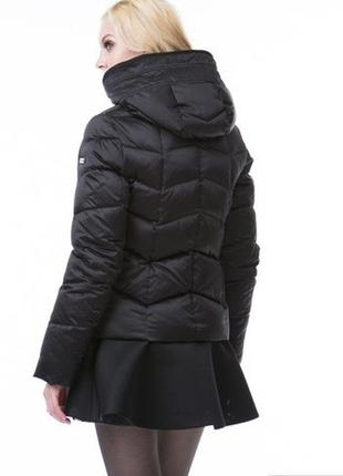 Зимняя куртка пуховик , производитель -  clasna s , xs