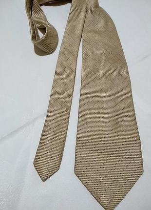 Итальянский галстук из натурального шелка walker slater