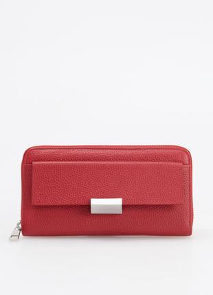 Кожаный 100% брендовый кошелек-распродажная цена!