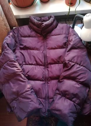 Зимняя куртка нм. тепло и стильно!
