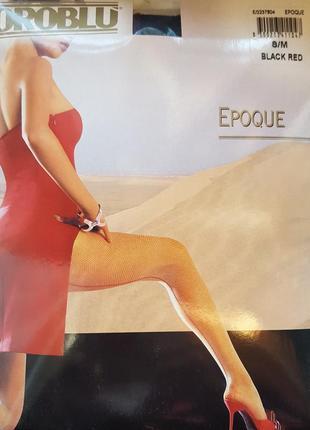 Шикарные фирменные элитные итальянские колготы сеточка со швом oroblu epoque