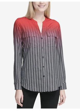 Шикарная блузка calvin klein