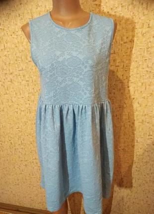Короткое платье asos 48 размер