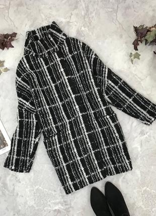 Оригинальное пальто в клетку  ov1851059 mango