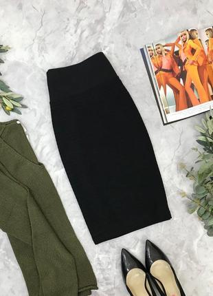 Трикотажная юбка для базового гардероба  ki1851006 marks & spencer