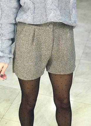 Актуальные шорты, зима