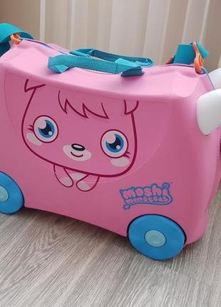 b46233702b23 Детские чемоданы - купить детский чемодан недорого в интернет ...