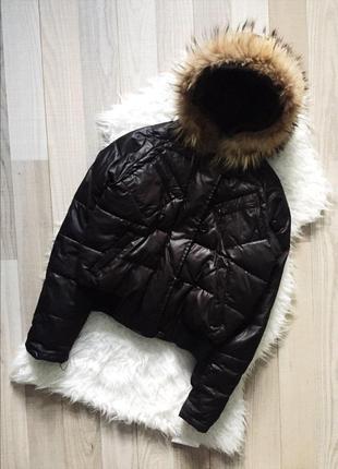 Стильная куртка от итальянского бренда