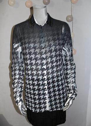 Рубашка блуза guess