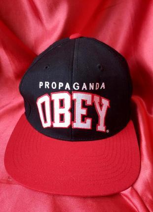 Кепка obey бейсболка кепи