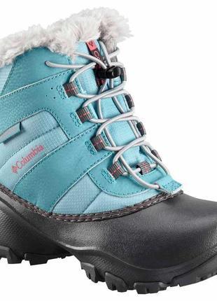 Columbia rope tow iii -зимние ботинки - 28, 29, 30