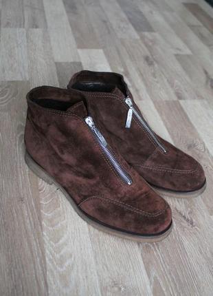 Шикарні черевички marc cain ботинки черевики оригінал