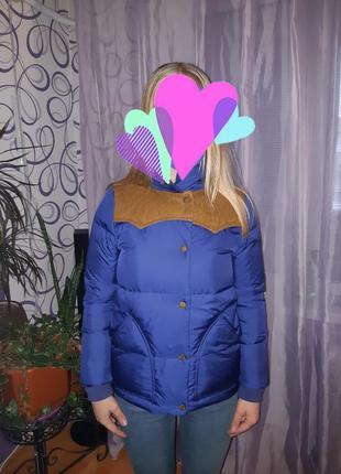 Куртка пуховик levis
