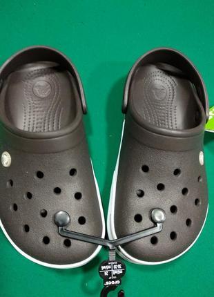 Аквашузы crocs crocband клоги крокс кроксы женские сабо crocs оригинал размер 36, 38