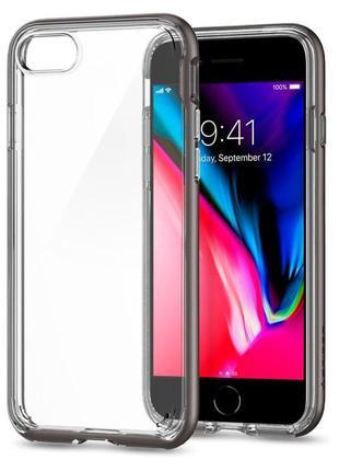 Чехол spigen neo hybrid crystal iphone 7 8 и plus оригинал новый