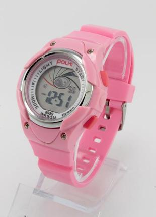Часы в подарочной коробочке,розовые
