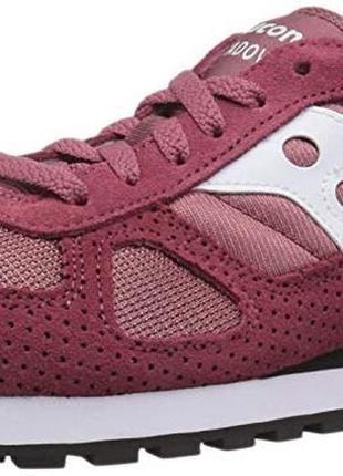 Кроссовки saucony originals shadow sneaker раз.m8 и m9,5 - 26 и 27,5см