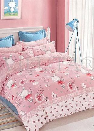 Подростковое постельное белье тм вилюта ( viluta , постель, хлопок, ранфорс)