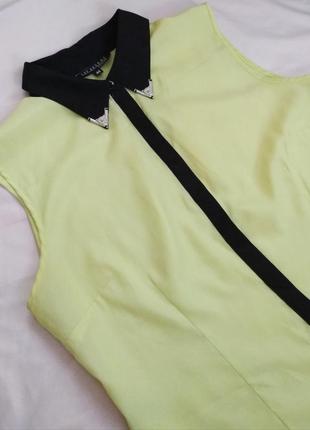Нарядная майка рубашка блуза от top secret