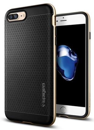 Чехол spigen neo hybrid iphone 7 8 plus оригинал новый