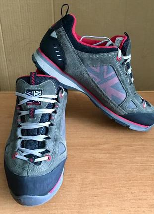 Треккинговые ботинки кроссовки perfect karrimor meldon wtx р 42-43