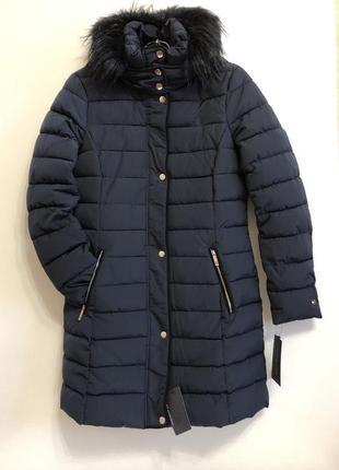 Пальто женское зимнее tommy hilfiger оригинал