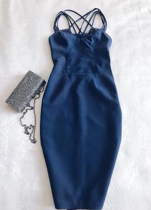 Платье luxe art-j вечернее нарядное на корпоратив