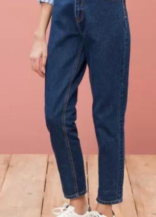 Мом джинсы бойфренд