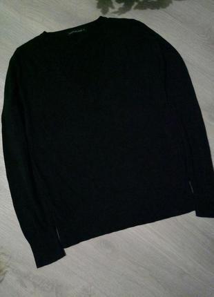 Джемпер черный3
