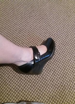 Туфли стильные кожа it -girl