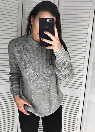 Кофта,свитер вязаный,джемпер