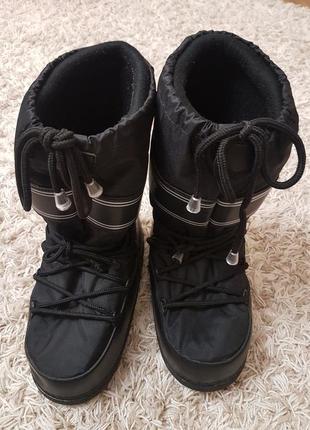 Ботинки зимние,луноходы ice boot moon boot