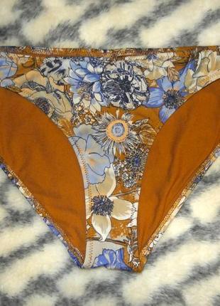 Купальные плавки с цветочным принтом h&m