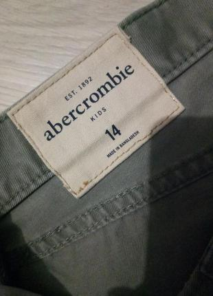 Брюки abercrombie & fitch5