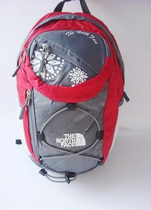 Стильный, небольшой рюкзак tnf