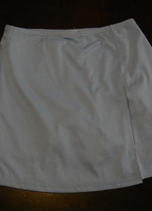 Юбка шорты pimkie p. 36 100% полиэстер
