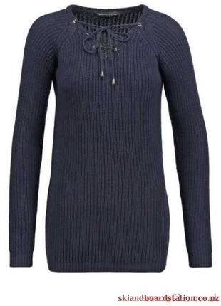 Синий свитер dorothy perkins
