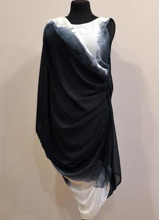 Ассиметричное платье religion, р-р s