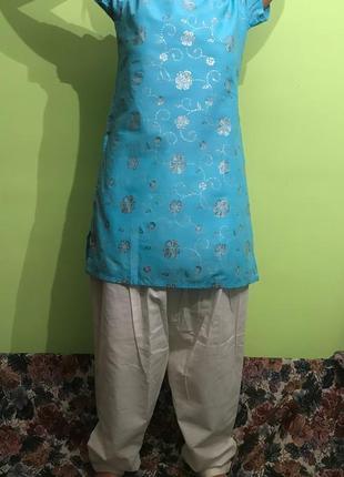 Новый костюм из индии
