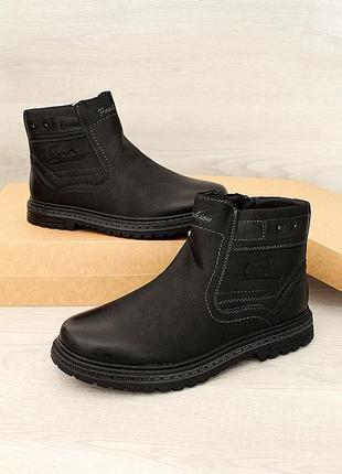 Зимние ботинки размер 39