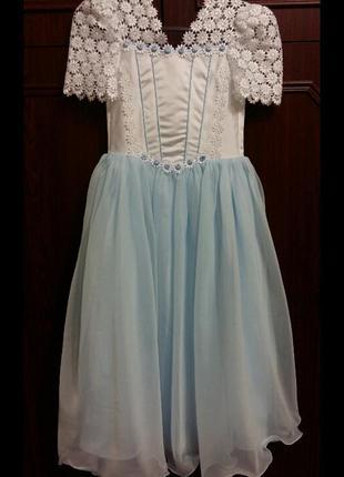 8f1b5a90c752 Нарядные платья для девочек 8 лет 2019 - купить недорого вещи в ...