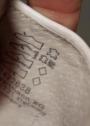 (37/24см) tamaris. кожа. безупречные мокасины на низком ходу премиум комфорта4 фото