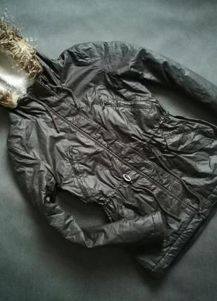 Женская куртка-парка h&m