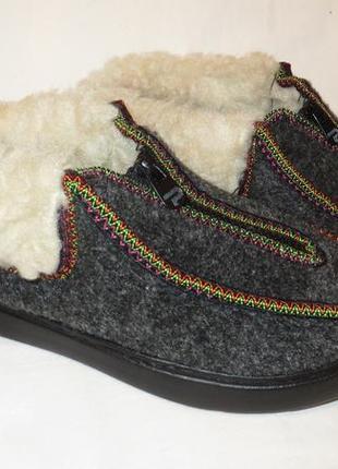 Ботинки бурки разные размеры