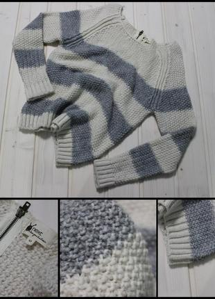 Next.крутой свитерок.в составе шерсть.
