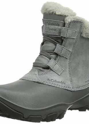 Зимние ботинки женские columbia размеры 40 и 41