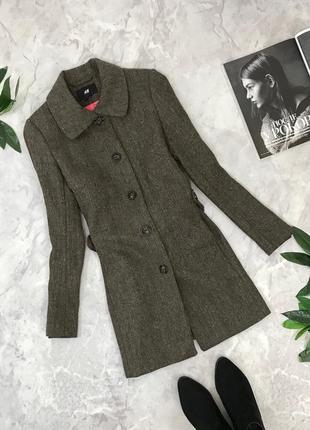 Базовое пальто в классическом стиле  ov1851087 h&m