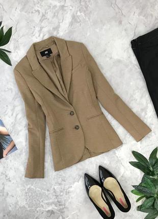 Базовый пиджак слегка приталенный  jc1851072 h&m