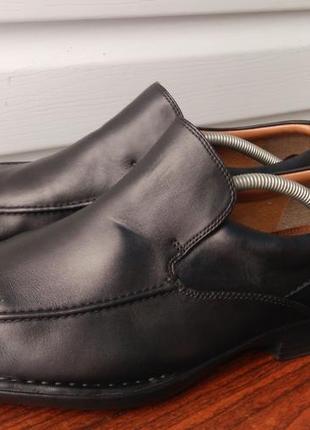 Туфли clarks,размер 46-й...