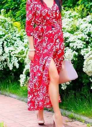 Платье - халат